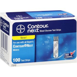 Contour Next Test Strips (81640564) - Box (100)
