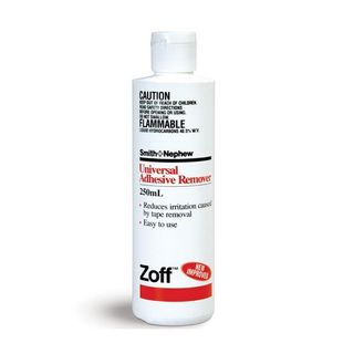 Zoff Plaster & Adhesive Remover 250ml Bottle - Each