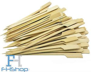 Skewer Bamboo Paddle 18cm