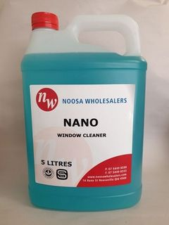 Nano Glass Cleaner 5L