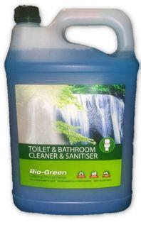 Bio Green Toilet Cleaner 5L