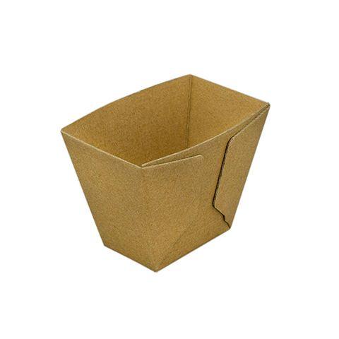 Kraft Chip Box Pk/25