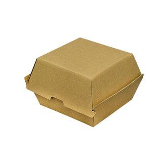 Kraft Burger Box Pk/50