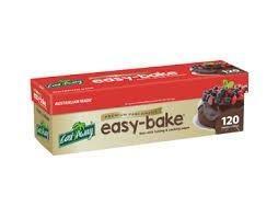 Easy-Bake Paper 30cmx120m