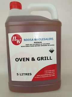 Oven & Grill Cleaner 5L