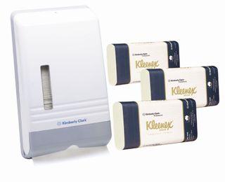 Kleenex 4441 Compact Start Pk
