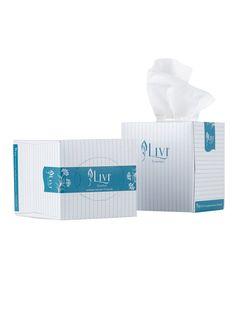 Livi Essentials 2 Ply Facial