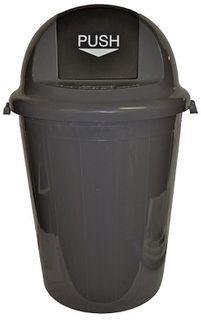 Garbage Bullet Bin 60L Edco