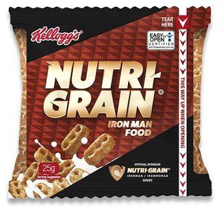 Kelloggs Nutri Grain Ctn/30