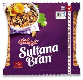 Kelloggs Sultana Bran Ctn/30