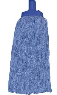 Mop Head Blue Durable 400g