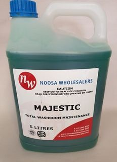 Majestic Bathroom Cleaner 5L