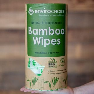 Wiper Roll Bamboo 85sh