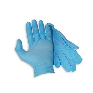 Glove Nitrile Med Purple