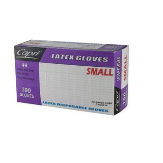 Glove Latex Small Box/100