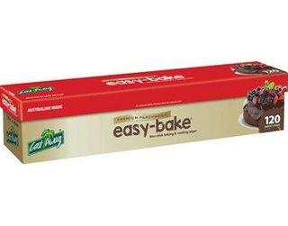 Easy-Bake Paper 40cmx120m