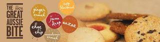 Aussie Biscuits Mixed x60