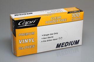 Glove Powder Free Medium