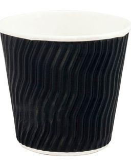 Cup Cool Wave 8oz Black Pk/25