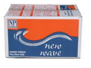 New Wave Laundry Powder 15kg