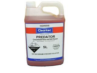 Predator Oven Cleaner 5L