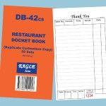 Docket Book 42cs Duplicate
