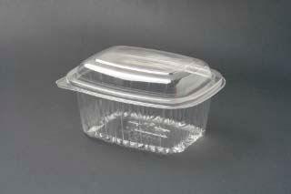 Bettaseal 500ml Rect Plastic