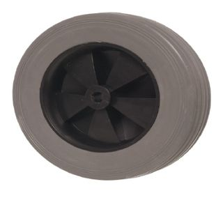Trolley Wheel Rear 8""