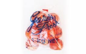 Tomato 1kg LDPE Bag Pk/100