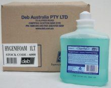 Deb Azure Foam Soap 1L