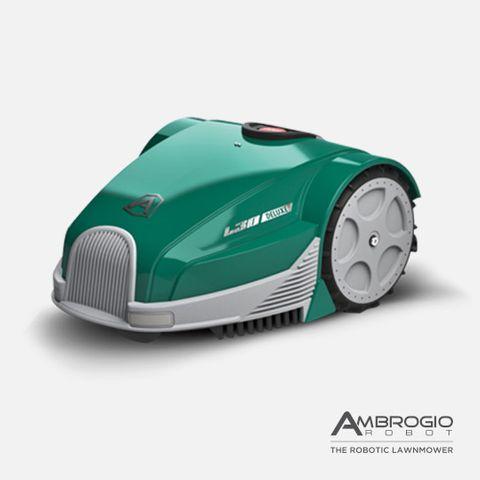 Ambrogio Robot L30 Deluxe V17