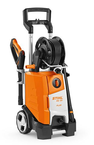 STIHL PRESSURE CLEANER RE 130 PLUS High-pressure cleaner