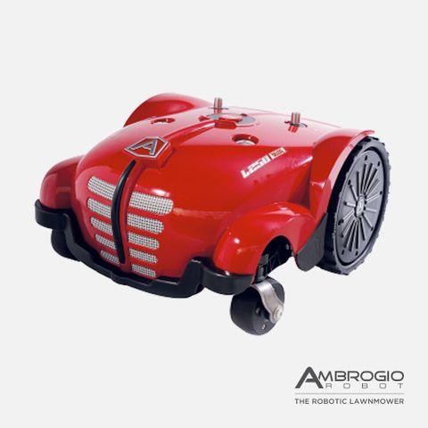 ambrogio robot mower l250 deluxe