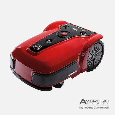 ambrogio l350 robotic mower