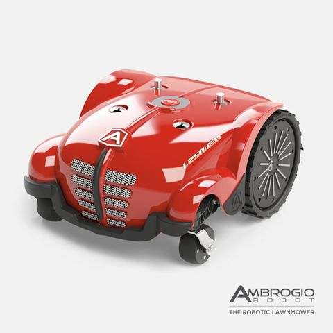 ambrogio l250 elite super plus robotic mower