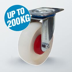 200 Series Castors