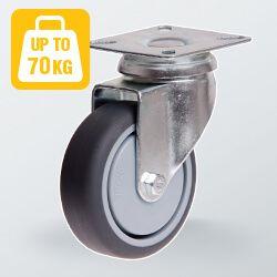 Utility Series Plate Castors