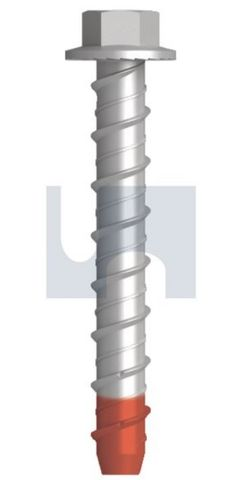 M16X150 Gal Screwbolt