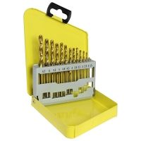 13 Piece Metric Drill Set