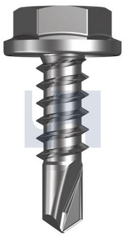 14-10X22 Hex Head Screw SDS CL3