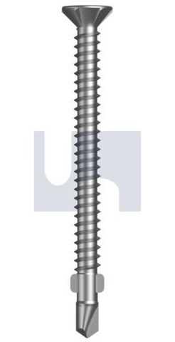 10-16X60 CSK Wing Screw SDS CL2