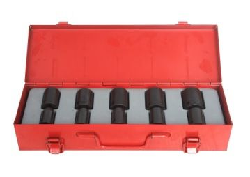 10PC 1/2 Imperial Socket Set