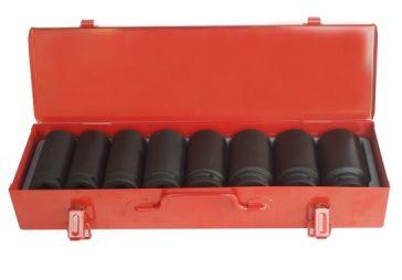 8PC 3/4D Imperial Socket Deep Length