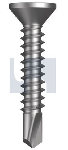 10-24X40 CSK Screw SDS CL2