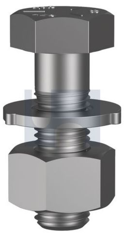 M12X100 AS1252-1983 Structural HDG