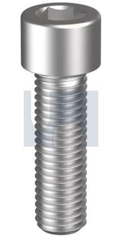 M1.6X5 Socket Head Cap Screw CL12.9
