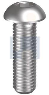 Metric Button Head Socket