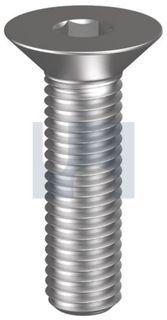 Metric CSK/Flat Head Socket