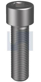 Metric Fine Socket Head Cap