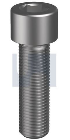 M12X30 1.5P SHCS CL12.9